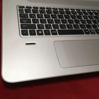 ヒューレットパッカード(HP)のHP ENVY  i7  8GB    SSD250&HDD1tb   17(その他)