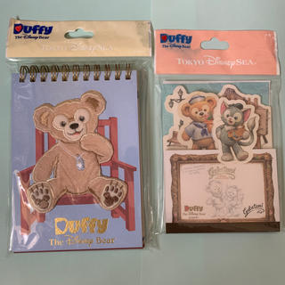 Disney - Duffy メモ帳