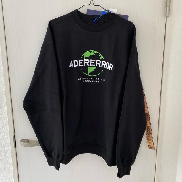 MAISON KITSUNE'(メゾンキツネ)の【一点のみ】ADERERROR★VERSAL sweatshirt アダーエラー メンズのトップス(パーカー)の商品写真