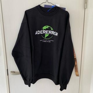 メゾンキツネ(MAISON KITSUNE')の【一点のみ】ADERERROR★VERSAL sweatshirt アダーエラー(パーカー)