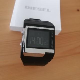 ディーゼル(DIESEL)のディーゼル 腕時計 DZ 7130 電池交換済み(腕時計(デジタル))