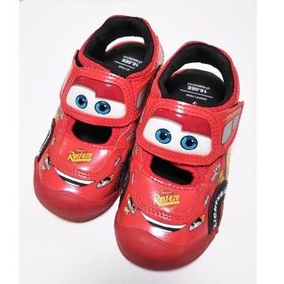 ディズニー(Disney)のカーズ マックイーン サンダル 靴 ピクサー ディズニー(サンダル)