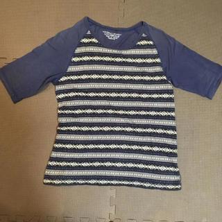 シップス(SHIPS)の★シップス★SHIPS★メンズ★ラグランTシャツ★サイズM★(Tシャツ/カットソー(半袖/袖なし))