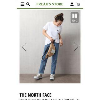 FREAK'S STORE - ノースフェイス ボックスロゴTシャツ