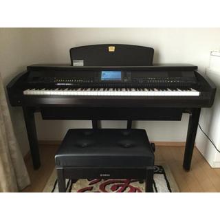 ヤマハ(ヤマハ)のYAMAHA クラビノーバ  CVP-407  09年製(電子ピアノ)