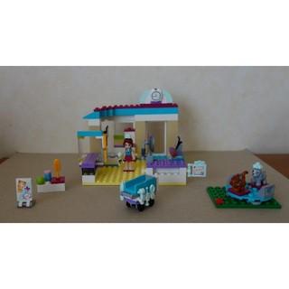 どうぶつクリニック LEGO レゴフレンズ ブロック 41085