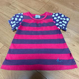 ハッカベビー(hakka baby)のhakka babyTシャツ80(Tシャツ)