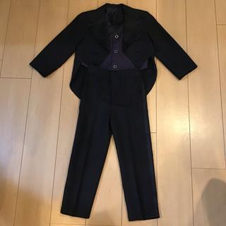 キャサリンコテージ(Catherine Cottage)の キャサリンコテージ 子供用タキシード上下セット サイズ120 ベスト付き(ドレス/フォーマル)