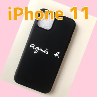 iPhone11 スマホケース  Agnes b アニエスベー スマホカバー