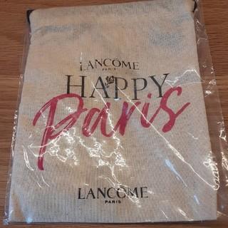 ランコム(LANCOME)のLANCOME 非売品 巾着袋(ポーチ)