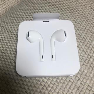 iPhone - iPhone 純正 イヤホン