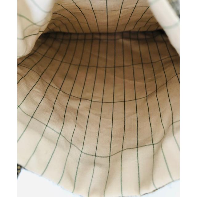 mina perhonen(ミナペルホネン)の【超レア】ミナペルホネン minä perhonen  ミニトート ミニバッグ レディースのバッグ(トートバッグ)の商品写真