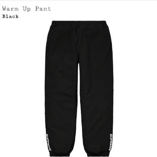 シュプリーム(Supreme)のSupreme Warm Up Pant Black M(その他)