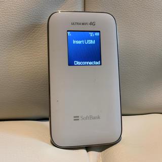 ソフトバンク(Softbank)のモバイルルーター(PC周辺機器)