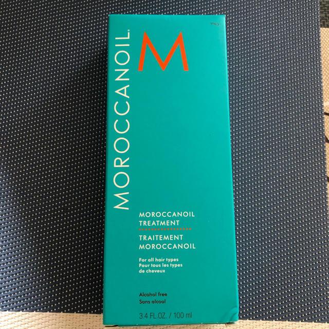 Moroccan oil(モロッカンオイル)のモロッカンオイル☆トリートメント コスメ/美容のヘアケア/スタイリング(トリートメント)の商品写真