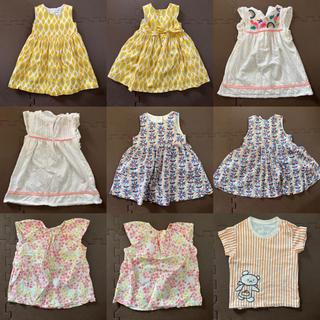 UNIQLO - 子供服 まとめ売り売り 女の子 9-12month 80cm