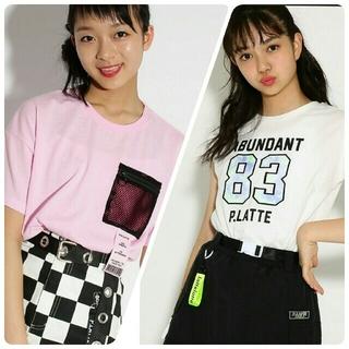 PINK-latte - 【新品未使用】ピンクラテTシャツ2枚
