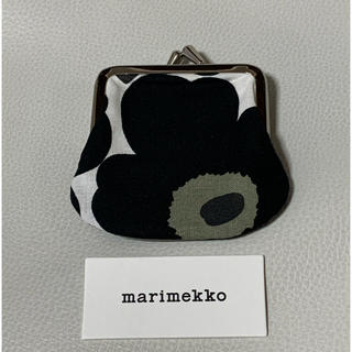 marimekko - ☆マリメッコ☆ウニッコ 黒 コインケース♪新品