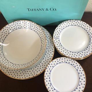 Tiffany & Co. - ティファニー ダンシングT プレートセット 13点セット