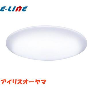シーリングライト LED 8畳 アイリスオーヤマ 照明 調光タイプ リモコン付き(天井照明)
