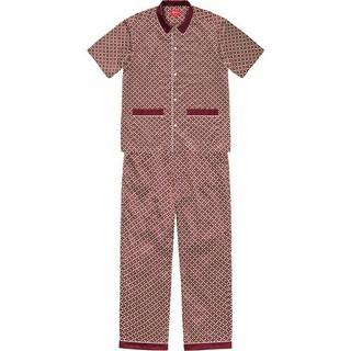 シュプリーム(Supreme)のMサイズ 送料無料 Supreme Satin Pajama Set(その他)
