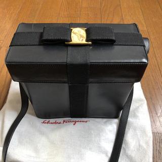 Salvatore Ferragamo - サルヴァトーレ フェラガモ ヴァラ ボックス型ショルダーバッグ