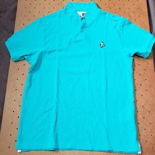 チャムス(CHUMS)のCHUMS ロゴ刺繍 ポロシャツ(ポロシャツ)
