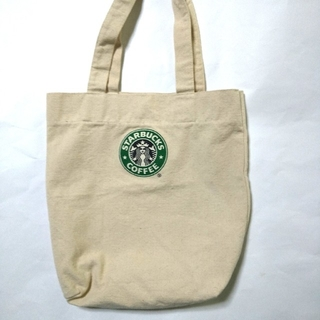 Starbucks Coffee - 【未使用】☆Starbucks Coffee☆トートバッグ