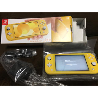 Nintendo Switch - NINTENDO SWITCH LITEイエロー