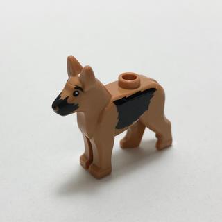 Lego - 【新品未使用】レゴ LEGO ミニフィグ シェパード② 警察犬