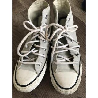 Maison de Reefur - MAISON DE REEFUR メゾンドリーファー コンバース  22cm 靴