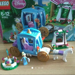 Lego - レゴ 41053 ディズニープリンセス シンデレラのまほうの馬車