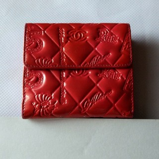 CHANEL - CHANEL折財布