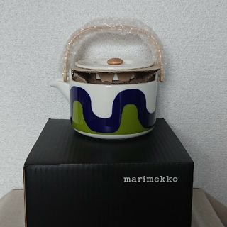 marimekko - marimekko マリメッコ ティーポット フィンエアー 機内限定販売