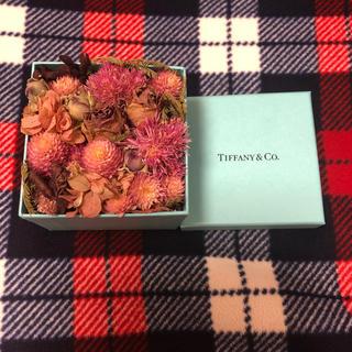 ティファニー(Tiffany & Co.)のティファニー ノベルティー(ドライフラワー)