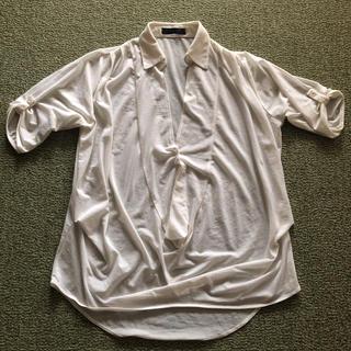 アフリカタロウ(AFRICATARO)のアフリカタロウ ロングシャツ(シャツ/ブラウス(長袖/七分))