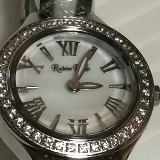 美品‼️Robin Roseソーラー腕時計 レディース(腕時計)