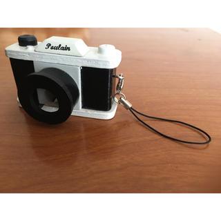 鉛筆削り カメラ型 ストップ付き(鉛筆)