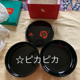 ケンゾー(KENZO)のKENZO 漆器 2段 未使用 ☆ピカピカ☆ 送料込み限界値下げ(食器)