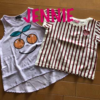 ジェニィ(JENNI)のJENNI セット(Tシャツ/カットソー)