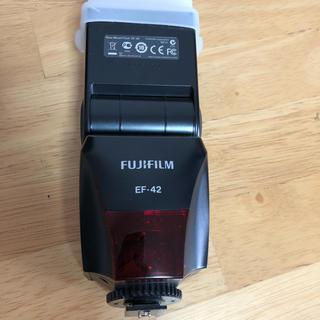フジフイルム(富士フイルム)のフジフイルム クリップオンフラッシュ EF-42(ミラーレス一眼)