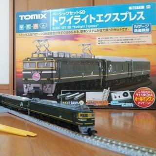 鉄道模型 トミックス ベーシックセットSD トワイライトエクスプレス (鉄道模型)