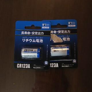 リチウム電池 CR123A(その他)