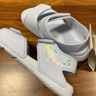adidas - アディダス サンダル アルタスイム  21㎝ F34784