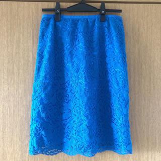ガリャルダガランテ(GALLARDA GALANTE)のガリャルダガランテ レーススカート(ひざ丈スカート)