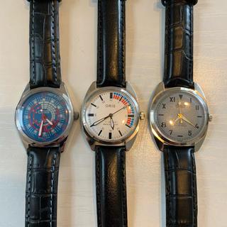 ORIS - 【ジャンク】ORISヴィンテージ腕時計