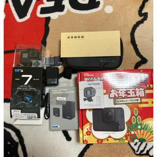 ゴープロ(GoPro)のGoPro HERO 7 BLACK(ビデオカメラ)