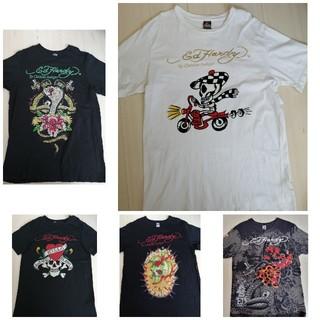エドハーディー(Ed Hardy)のEd Hardy Tシャツ(XL)(Tシャツ/カットソー(半袖/袖なし))
