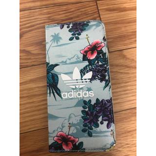 アディダス(adidas)のadidasのスマホケース、iPhone8(iPhoneケース)