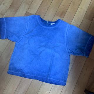 シーバイクロエ(SEE BY CHLOE)のSee by chloe シーバイクロエ デニムトップス(Tシャツ(半袖/袖なし))